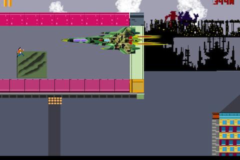 Screenshot Fugitive Escape Pro
