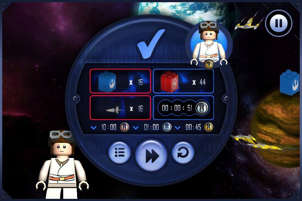 Thread: Play LEGO STAR WARS BATTLE ORDERS Game Online - LEGO STAR WARS