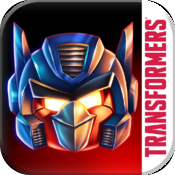 Download Angry Birds Transformers free for iPhone, iPod and iPad