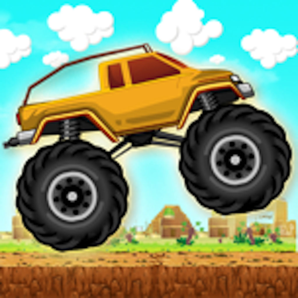 4x4 Offroad Monster Truck Rivals : Mountain Climber Racing PRO